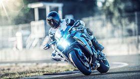 Kawasaki Ninja H2。(圖/翻攝Motorcycle.com網站)
