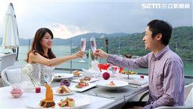 七夕,情人節,雲朗觀光集團,情侶,情人節大餐