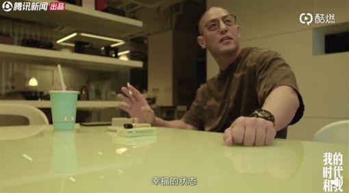 蔣友柏接受騰訊新聞專訪圖/翻攝自微博