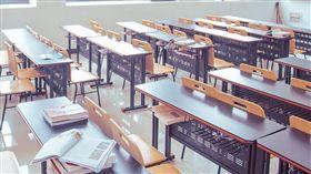 教室,上課,/翻攝自Pixabay