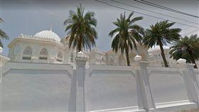 宜蘭縣頭城鎮外澳的榮梓博物館,有「阿拉伯宮」之稱,是林昭文所擁有的私人招待所 /www.google.com.tw/maps