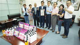 韓國企業助南投弱勢 捐近千萬元日用品