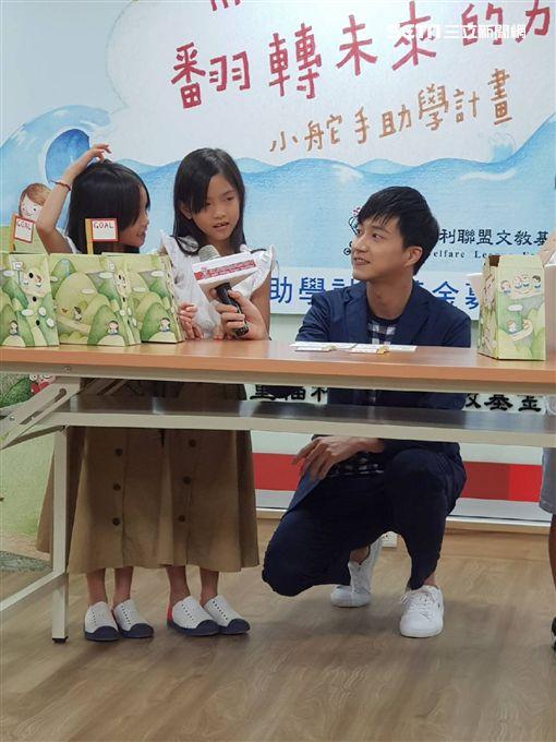 江宏傑出席兒福聯盟活動 圖/記者李依純攝影