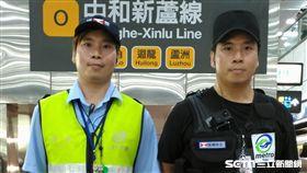 台北捷運,雙胞胎,/北捷提供
