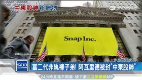 2.5億美元 中東股神投資Snap SOT 股神,沙烏地阿拉伯,阿瓦里德,Snapchat,掃貪