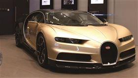 最強車王Bugatti Chiron(圖/車訊網)
