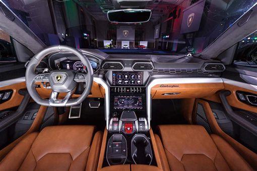 Lamborghini Urus,蠻牛,車訊網 圖/車訊網