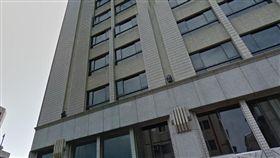 台北,飯店,上吊,自殺,輕生(圖/翻攝google)