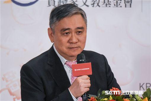 宏仁集團總裁王文洋 (資料照/記者林敬旻攝)