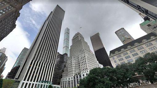 美國紐約。(圖/翻攝自GoogleMap)