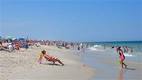 美國,加勒比海,高溫,中暑,做愛(圖/翻攝自pixabay)海邊,沙灘