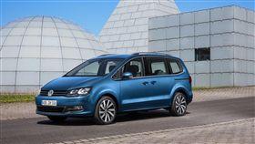 Volkswagen Sharan。(圖/Volkswagen提供)