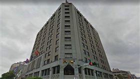 飯店,民權東路,浴室,上吊,北市(翻攝google map)