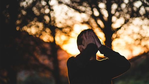 男子,哭泣,男人,哭 (圖/翻攝pixabay)