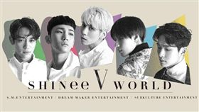 SHINee World V fb