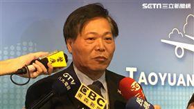 桃園機場論壇,蕭登科,董事長/記者蕭筠攝影