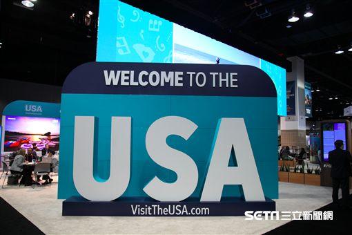 美國在台協會, AIT。(圖/記者簡佑庭攝)
