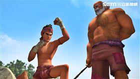 《暹羅訣:九神戰甲》有好萊塢水準製作。(圖/双喜電影提供)
