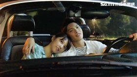 邵雨薇和林輝瑝陷入熱戀。(圖/東森提供)