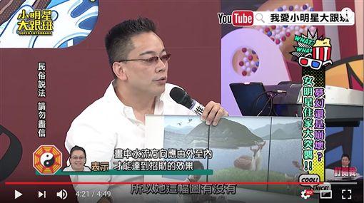 小明星大跟班節目片段圖/翻攝自YouTube