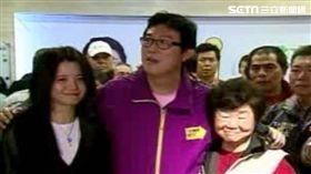 姚文智老婆潘瓊琪(姚文智左邊) 圖資料照