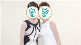 名嘴再爆劉姓女星博上位 共享父子檔/翻攝自微博