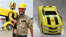 變形金剛,IG,爸,變形,夢想,製作,打造,Transformers,服飾, 圖/翻攝自YouTube http://youtu.be/QXbKlDQh3V4