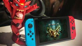 暗黑破壞神3:永恆之戰版 Switch 暴雪娛樂(Blizzard Entertainment)提供