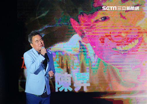 陳昇笑說下個三十年巡演要取名「華人公墓」。(圖/宜辰整合行銷提供)