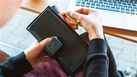 付錢,刷卡,信用卡, 圖/翻攝自Pixabay