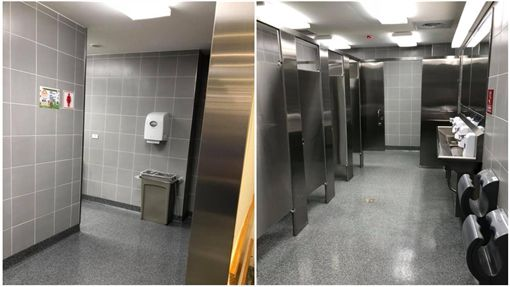 好市多廁所/翻攝自《COSTCO 好市多 消費經驗分享區》