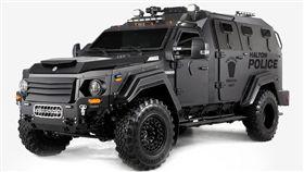 Terradyne Gurkha MPV。(圖/翻攝Terradyne網站)