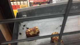 台北,超市,老鼠,老鼠屎,全聯。民眾提供