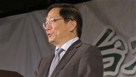 管中閔矽谷演說台大教授管中閔在矽谷表示,不會退出台大校長遴選,將與台大同進退。中央社記者張克怡舊金山攝 107年8月19日