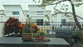台南別墅房子。(圖/記者蔡佩蓉攝影)