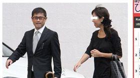 山口達也前妻 圖翻攝自週刊女性 http://www.jprime.jp/articles/-/12293