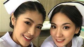 泰國清邁象,清邁,醫院,古城,Ram hospital,護理師,護士 圖/翻攝臉書