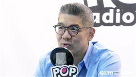國民黨中央委員 連勝文+台北市議員參選人 徐弘庭、張斯綱 《POP搶先爆》接受黃光芹專訪 《POP搶先爆》團隊提供