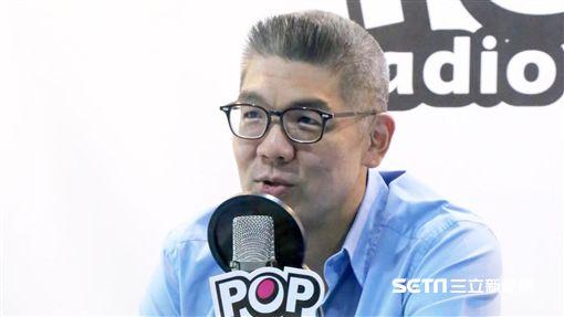 國民黨中央委員 連勝文+台北市議員參選人 徐弘庭、張斯綱《POP搶先爆》接受黃光芹專訪 《POP搶先爆》團隊提供