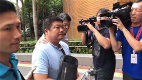 台北,松菸,槍擊,柯榮華,恐嚇。潘千詩攝