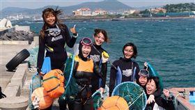 海女奶奶親自指導!濟州島海女體驗 親身感受海女水下生活(業配)