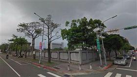 松南營區。(圖/翻攝自GoogleMap)