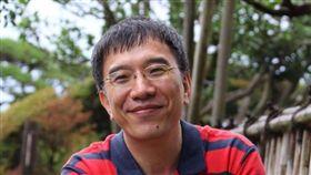▲台灣智庫,教授,陳俐甫(圖/翻攝自臉書)