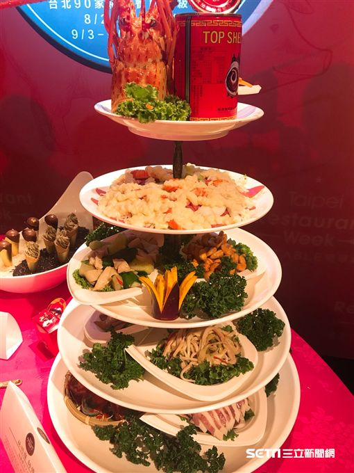 台北餐廳週。(圖/記者馮珮汶攝)