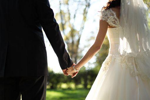 結婚,婚禮,夫妻,情侶,新娘,新郎(圖/翻攝自Pixabay)