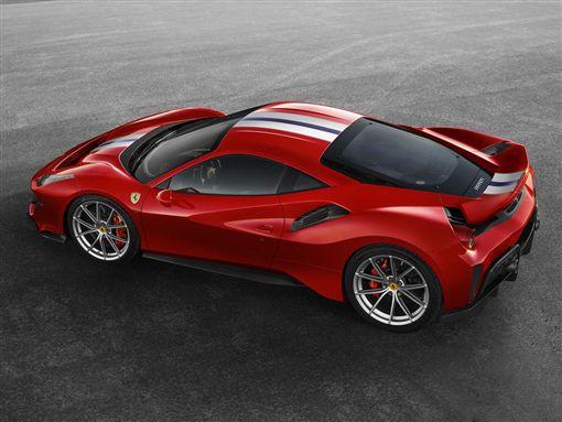 Ferrari 488 Pista(圖/車訊網)
