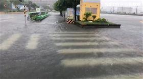 大雨,淹水,台南,豪雨,