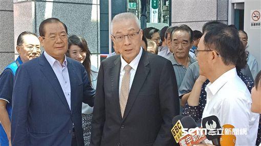 國民黨普渡,吳敦義 圖/記者李英婷攝