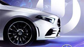 Mercedes-Benz贊助電子音樂節Ultra Taiwan。(圖/Mercedes-Benz提供)