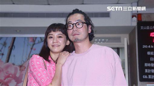 陳意涵偕導演男友,木柵登記結婚 圖/記者蔡世偉攝影 ID-1510291